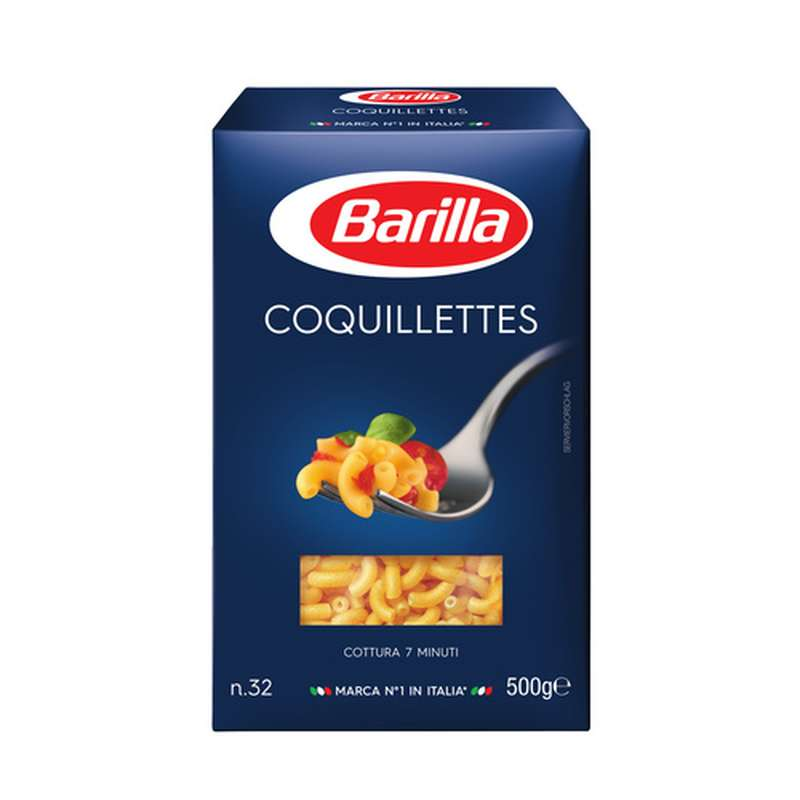 Coquillettes, Barilla (500 g)
