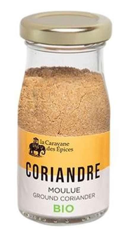 Coriandre moulue BIO, Albert Ménès (30 g)