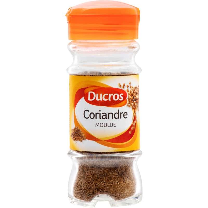 Coriandre moulue, Ducros (32 g)