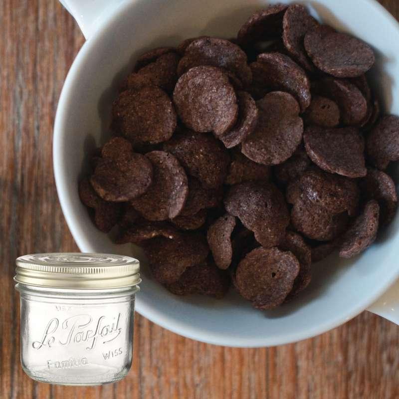 Cornflakes cacao BIO bocal consigné / 2,5€ récupérable (230 g)