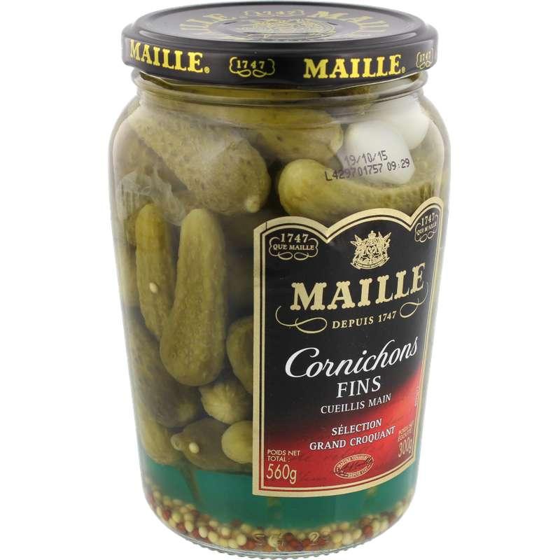 Cornichons fins, Maille (300 g)