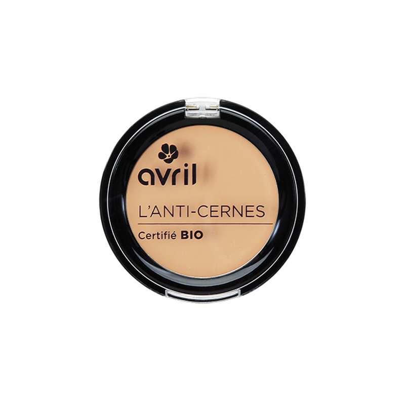 Anti-cernes nude certifié BIO, Avril