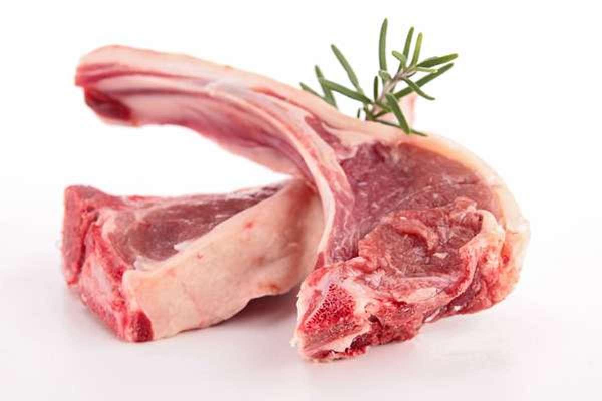 Côtes d'agneau Halal (environ 1.15 - 1.25 kg)
