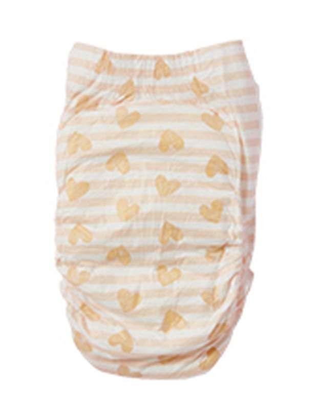 Couches-culottes motif Brigitte T4 / 7 - 14 kg, Joone (x 30)