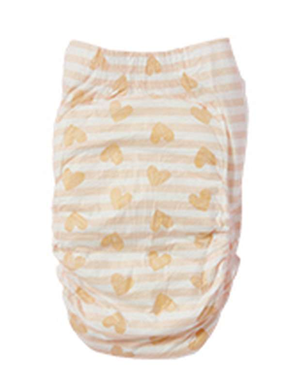 Couches-culottes motif Brigitte T6 / 16 - 30 kg, Joone (x 26)