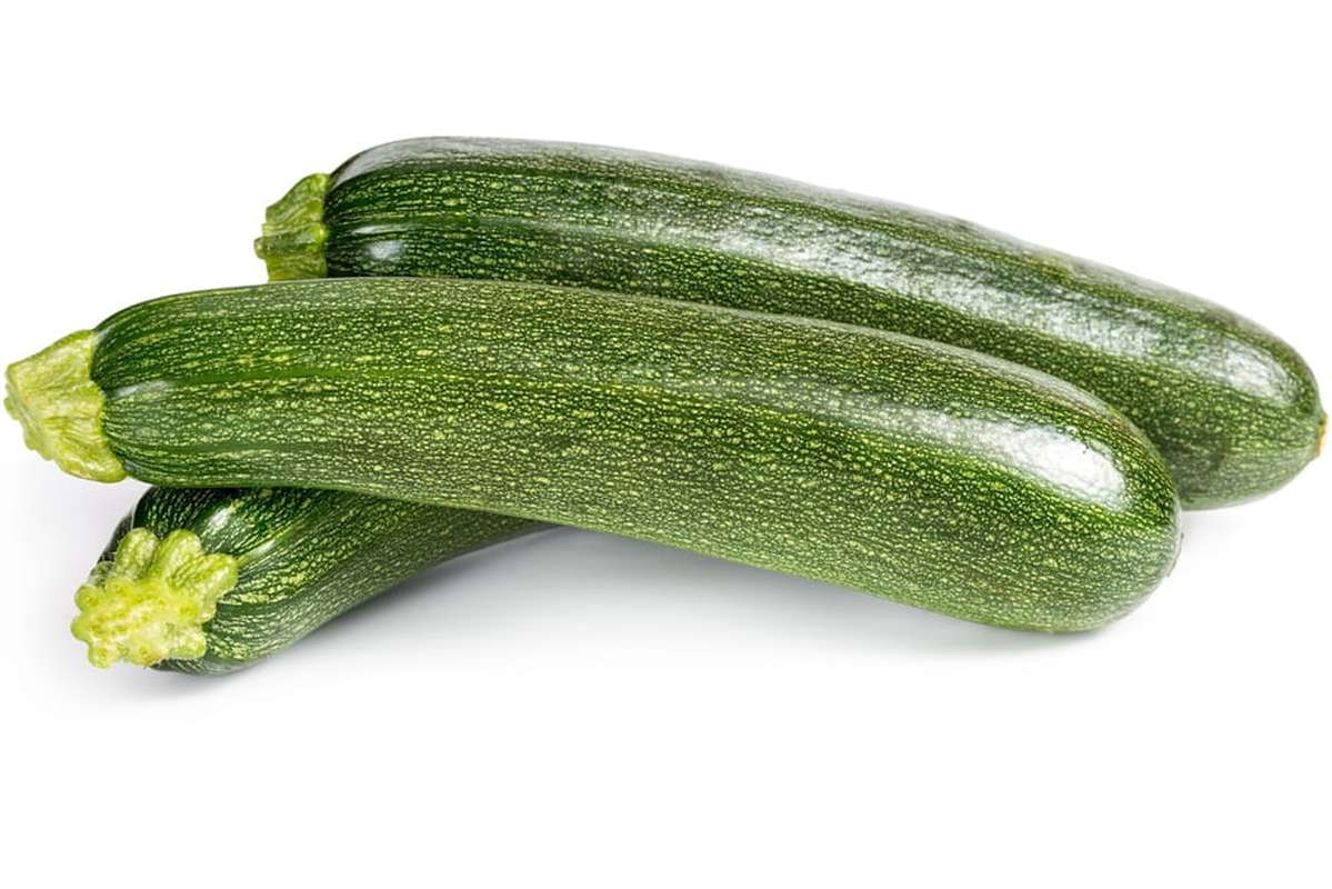 Courgette BIO (petit calibre), France