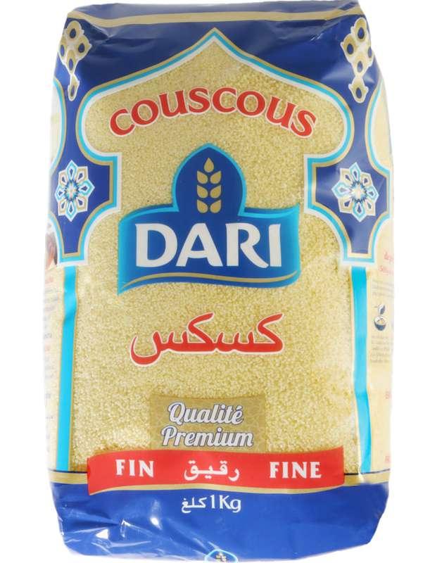 Couscous fin, Dari (1 kg)
