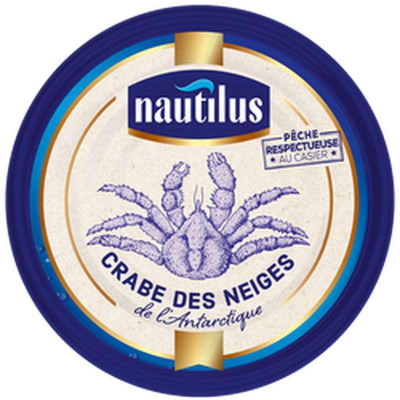 Crabe des neiges de l'Antarctique, Nautilus (120 g)