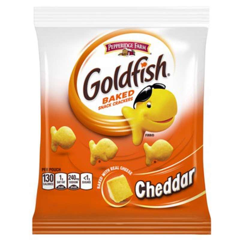 Crackers CHEDDAR Goldfish, Pepperidge Farm (43 g)