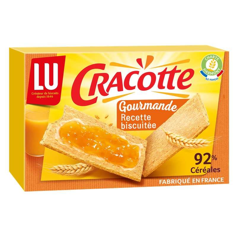 Cracotte gourmande, Lu (250 g)