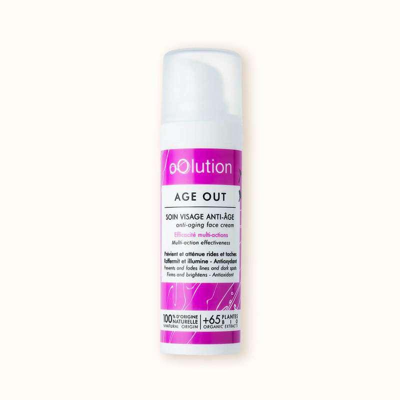 Crème anti-âge Age Out BIO, Oolution (30ml)