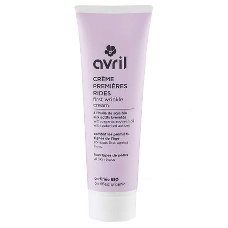 Crème premières rides certifiée BIO, Avril (50 ml)