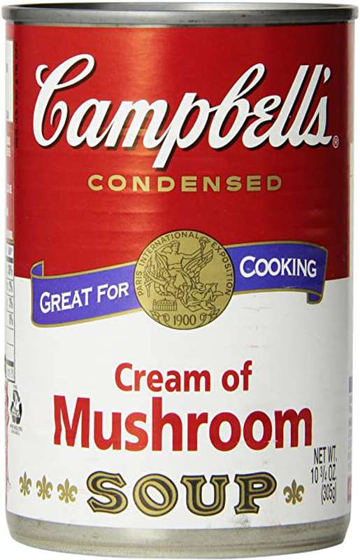 Crème aux champignons, Campbell's (280 ml)
