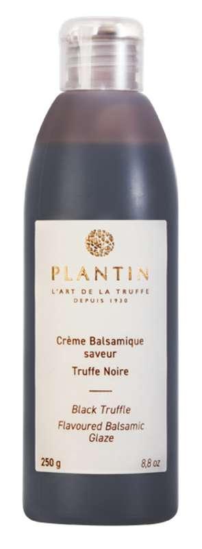 Crème balsamique saveur truffe noire, Plantin (250 g)