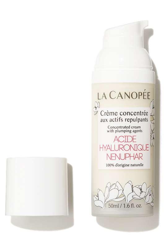 Crème concentrée aux actifs repulpants, La Canopée (50 ml)