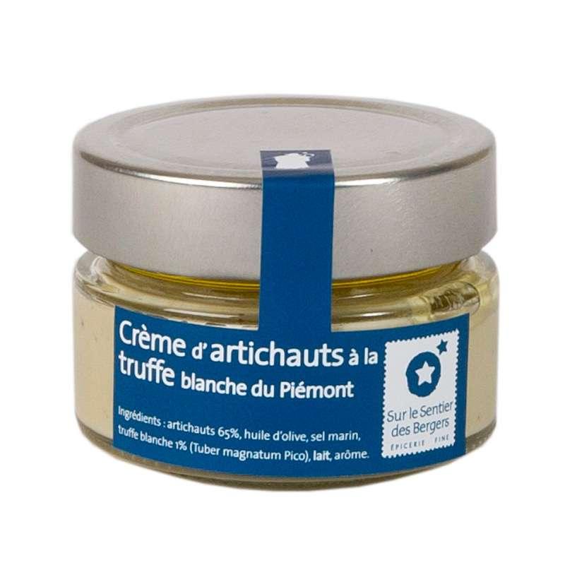 Crème d'artichauts à la truffe, Sur le sentier des bergers (100 g)