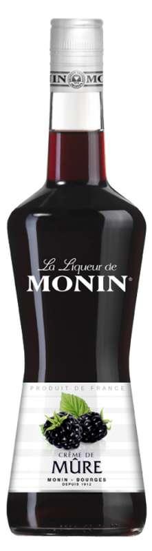 Crème de Mûre 16°, Monin (1 L)