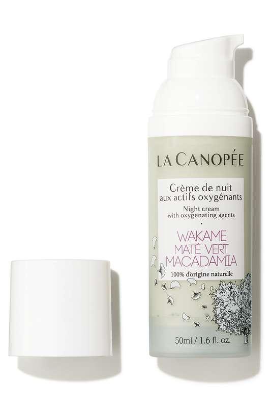 Crème de nuit aux actifs oxygénants, La Canopée (50 ml)