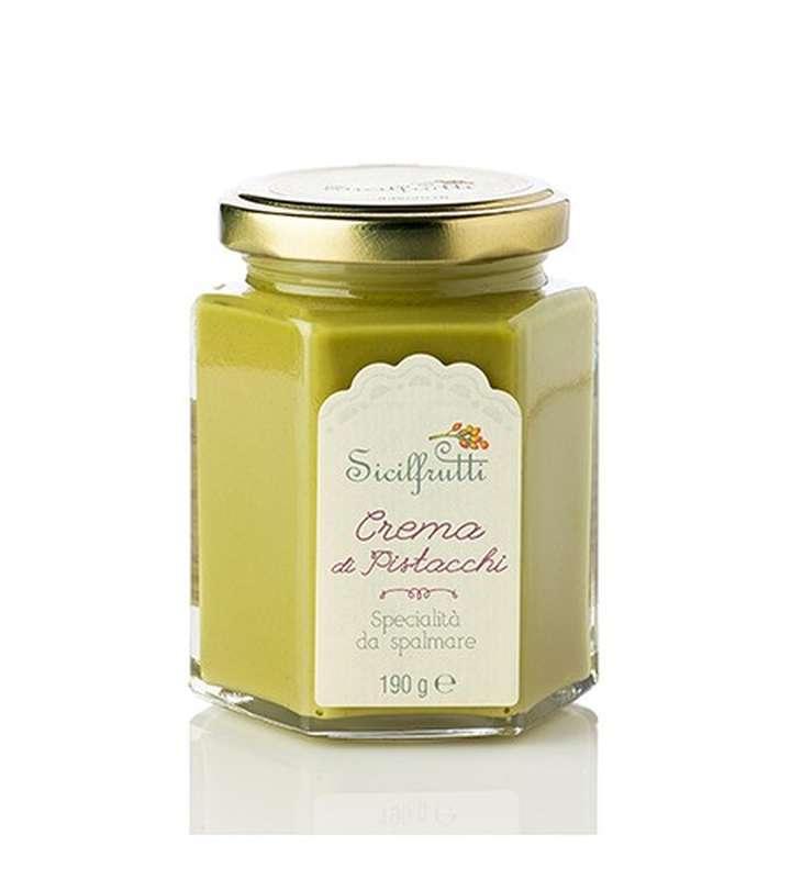 Crème de pistache de Bronte sucrée, Sicilfrutti (190 g)