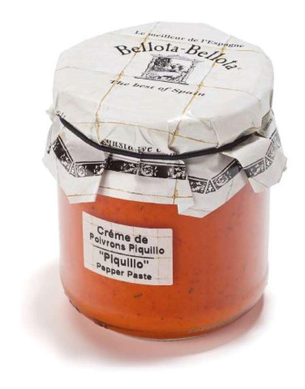 Crème de poivrons Piquillo, Bellota-Bellota (190 g)