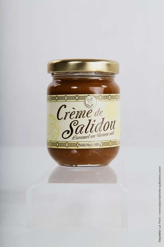 Crème de Salidou au sarrazin, La Maison d'Armorine (100 g)