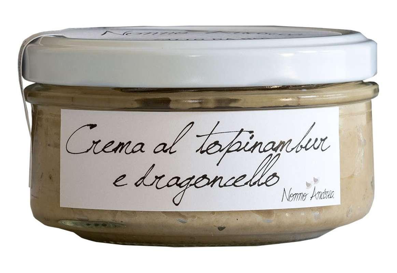 Crème de topinambour à l'estragon, Nonno Andrea (150 g)