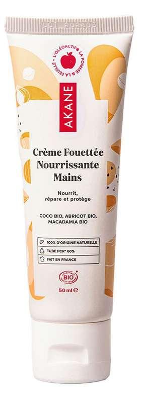 Crème fouettée mains BIO, Akane (50 ml)
