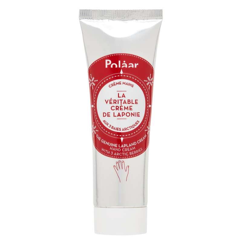 Crème mains La Véritable Crème de Laponie aux 3 baies arctiques, Polaar (50 ml)