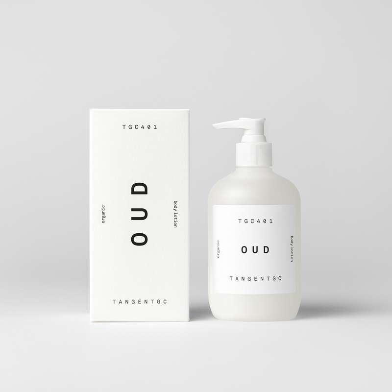 Crème pour le corps parfum Oud, Tangent GC (350ml)