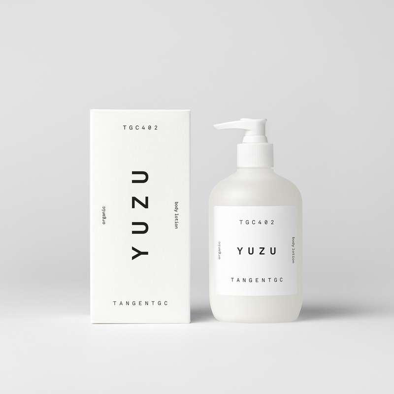 Crème pour le corps parfum Yuzu, Tangent GC (350ml)