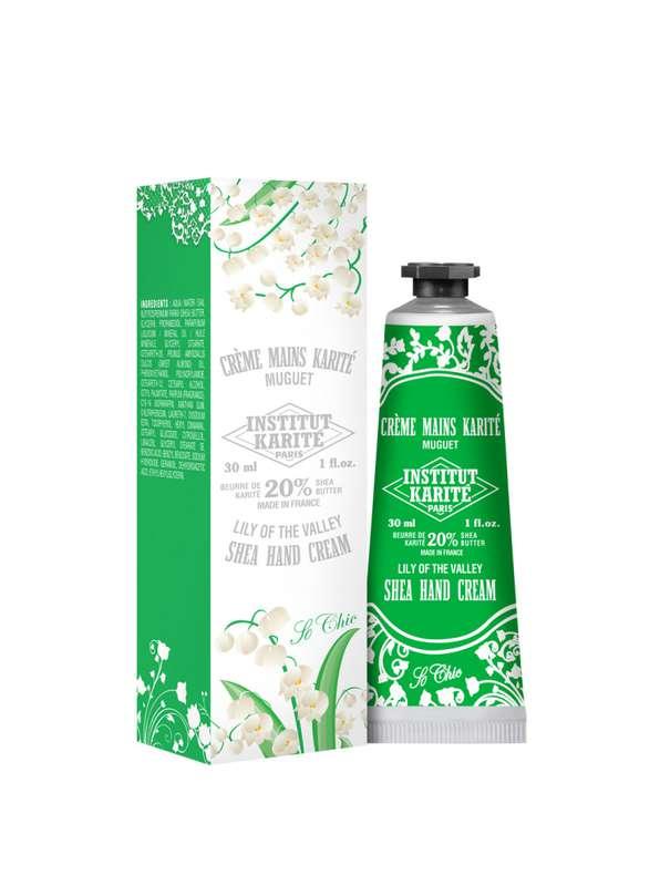 Crème pour les mains So Chic - Muguet, Institut Karité (30 ml)