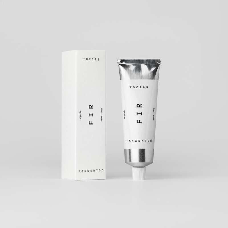Crème pour les mains parfum Sapin, Tangent GC (50ml)