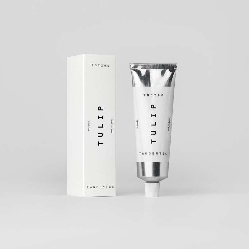 Crème pour les mains parfum Tulipe, Tangent GC (50ml)