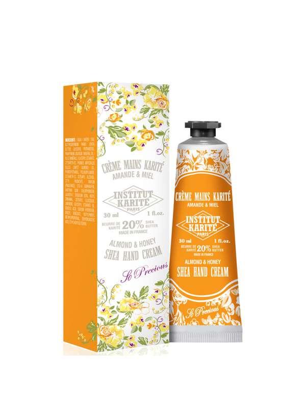 Crème pour les mains So Precious - Amande et Miel, Institut Karité (30 ml)