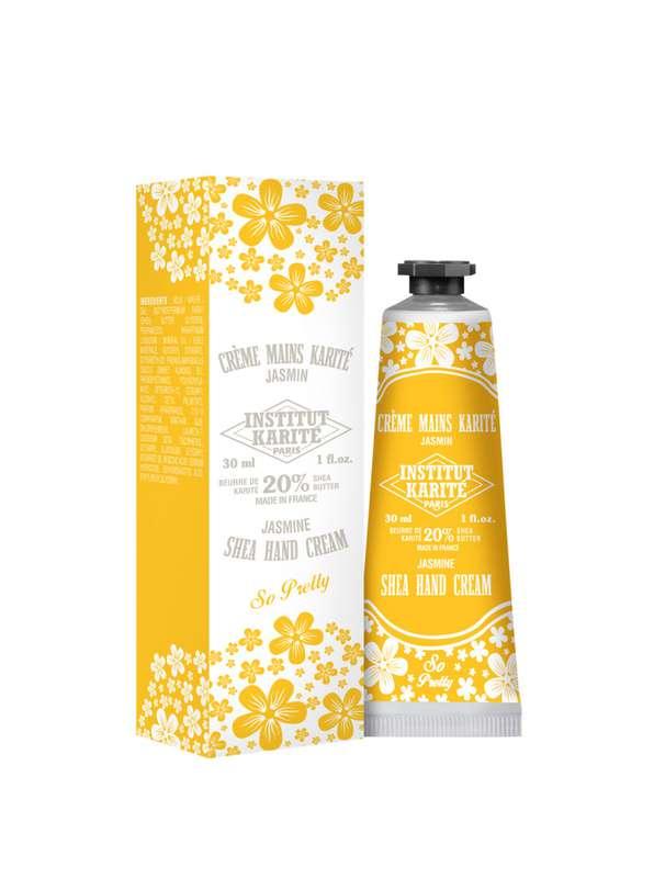 Crème pour les mains So Pretty - Jasmin, Institut Karité (30 ml)