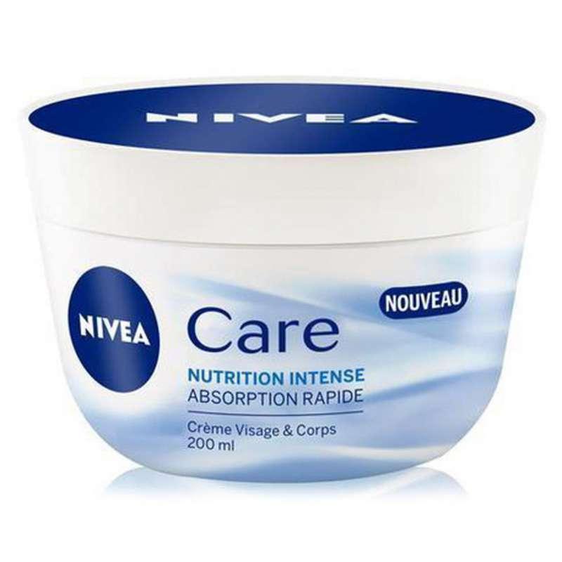 Crème pour visage et corps Nutrition Intense, Nivea (200 ml)