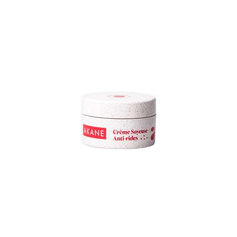 Crème soyeuse anti-rides BIO, Akane (50 ml)