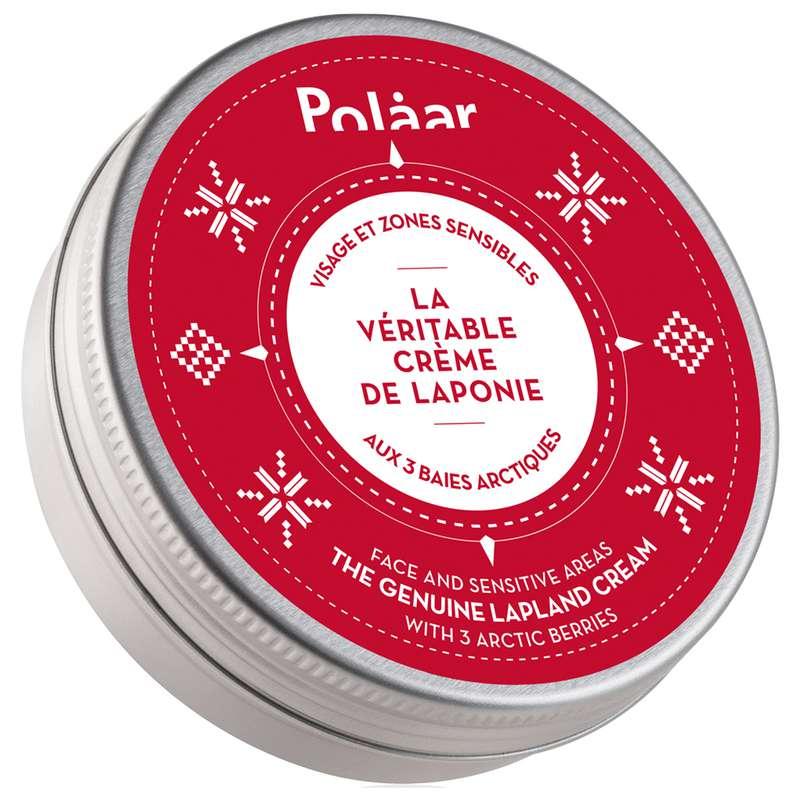 Crème visage et zones sensibles La Véritable Crème de Laponie aux 3 baies arctiques, Polaar (100 ml)