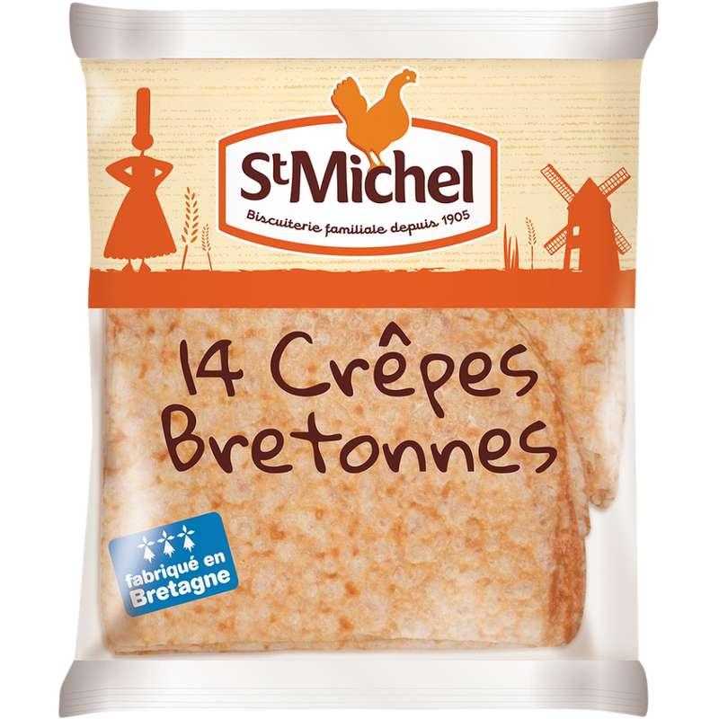 Crêpes bretonne, Saint Michel (x 14, 367 g)