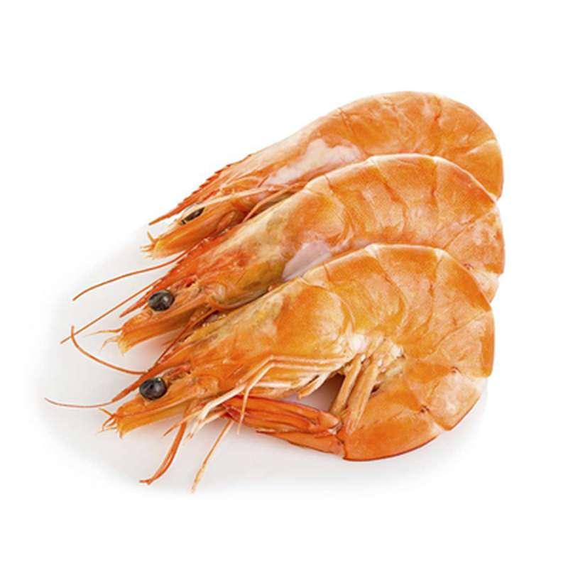 Crevettes cuites 40/60 (300 g)