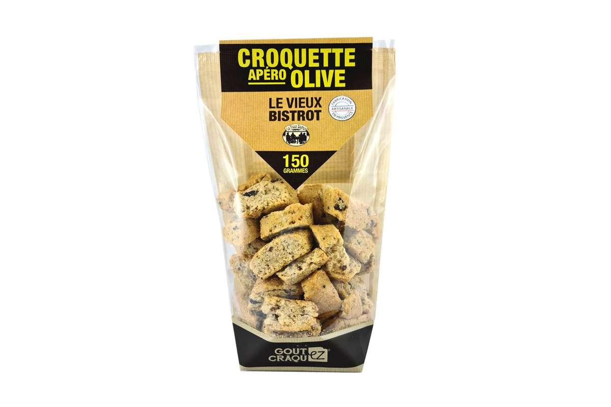 Croquette apéritif olive, Le Vieux Bistrot (150 g)