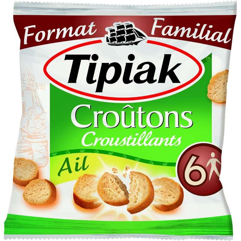Croûtons à l'ail, Tipiak (140 g)