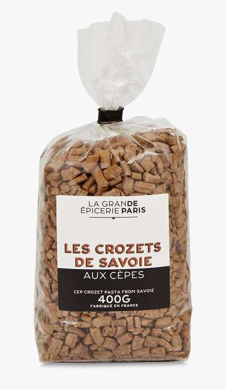 Crozets de Savoie aux cèpes, La Grande Epicerie de Paris (400 g)