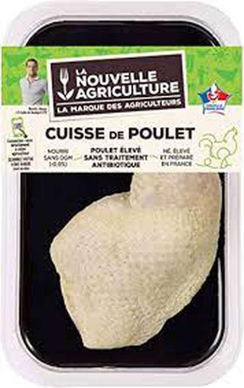 Cuisse de poulet, La Nouvelle Agriculture (220 g)