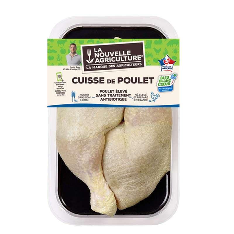 Cuisses de poulet, La Nouvelle Agriculture (x 2, 360 g)