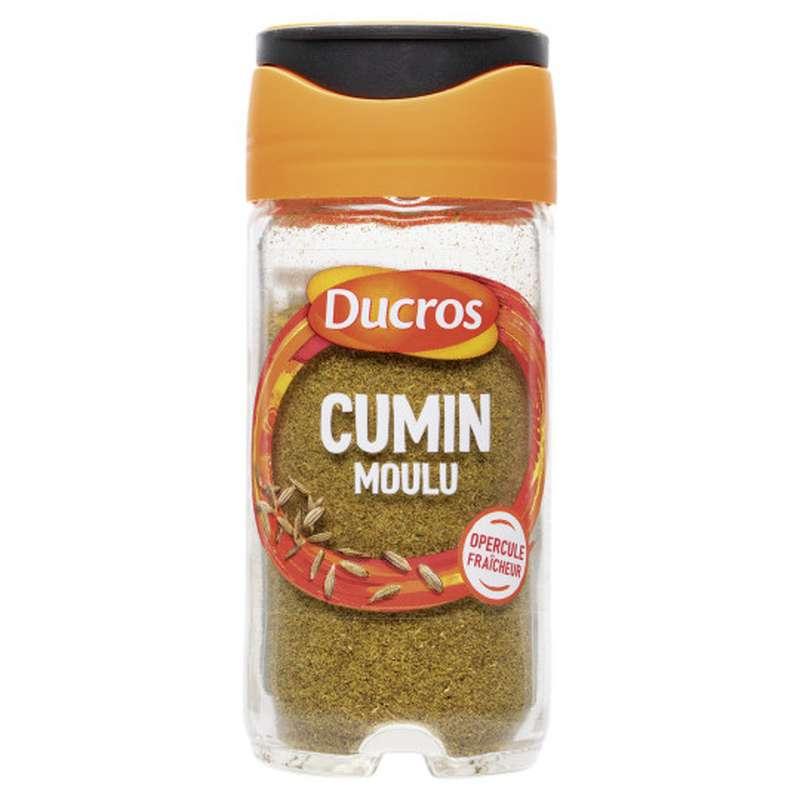 Cumin moulu, Ducros (32 g)