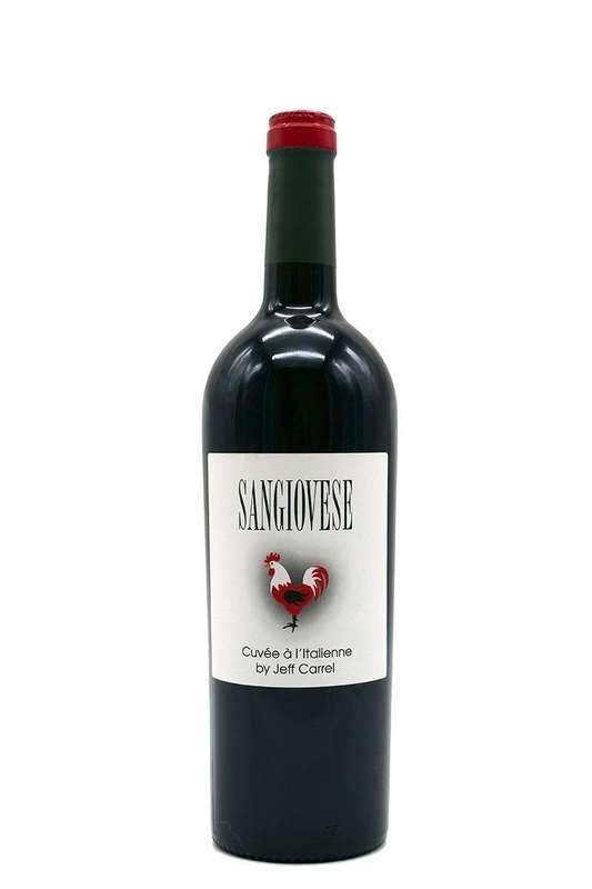 Cuvée A L'Italienne, Sangiovese (Sans Soufre) - 2019 - VDF (75 cl)