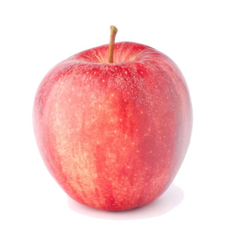 Pomme bicolore Dalinette BIO (petit calibre), France