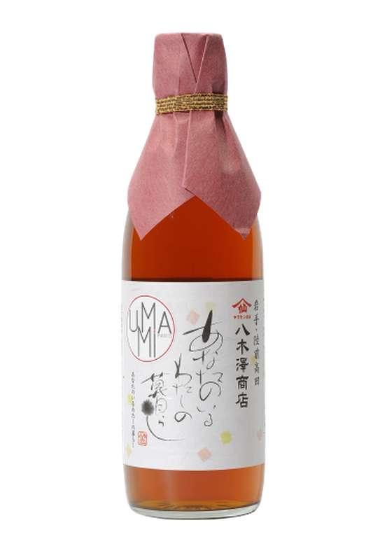 Dashi liquide concentré Yagisawa (360 ml)
