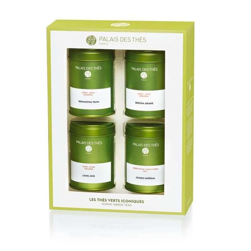 Coffret les thés verts iconiques, Palais des Thés (150 g)